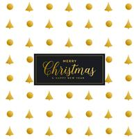 premium christmas festival pattern design background