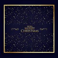 premium glitter bakgrund för julfestival design