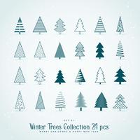 collection of 20 creative christmas tree design