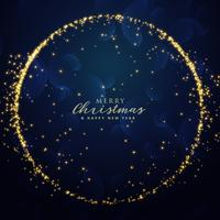 fantastisk glitter sparkle bakgrund för julfestival säsong