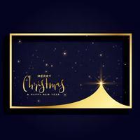 kreativer erstklassiger Weihnachtsbaum-Designhintergrund
