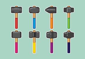 Sledgehammer Icons Set