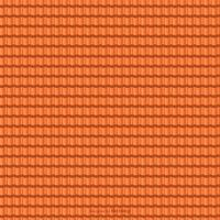 Terracotta Tak Tile Vector Seamless Mönster