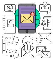 Kostenlose Kommunikationssymbole