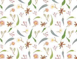 Free Gum Tree Pattern Vectors