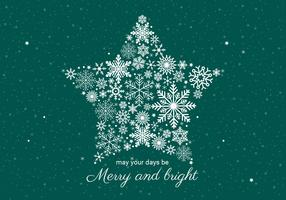 Free Christmas Elements Background Vector