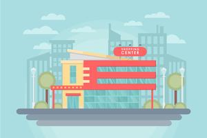 Free Shopping Center Vectors