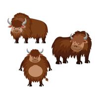 Yak Characters Collection