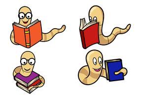 Ratón de biblioteca Vector