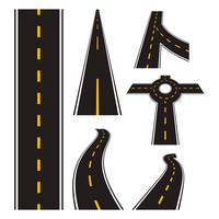 Carretera Carretera Vector