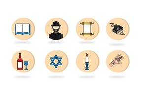 tefillin pictogram plat