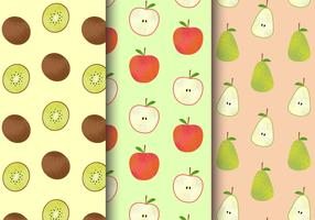 Free Cute Fruit Patterns