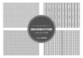 Cute Hand Drawn Pattern Collection
