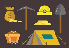 Gold Rush Vector Pack