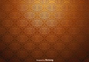 Vektor-nahtloses Blumendamast-Muster