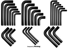Vector Set Of Allen Key