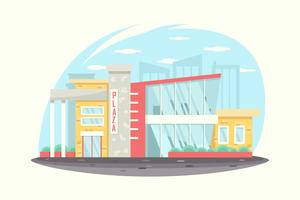 Shopping Center Vectors