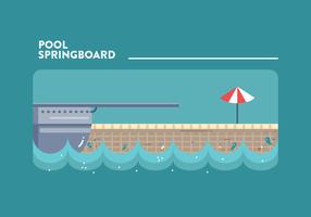 Springboard Vector