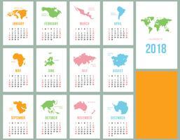 2018 Calendar Free Vector Art - (959 Free Downloads)