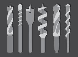 Auger Collection Vector