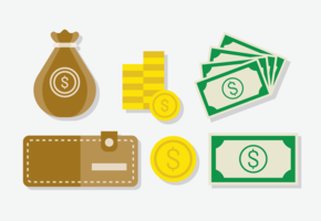 Sample Money Vector