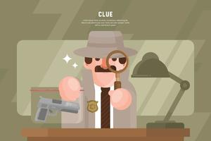 Clue Illustration