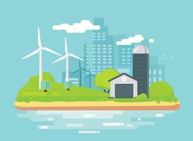 Kostenlose natürliche Ressourcen Vektor