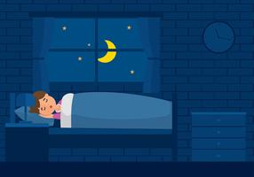 Bedtime Free Vector