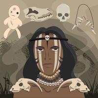 shamanvektor