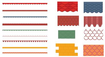 Free Construction Tiles Brushes Vectors