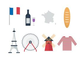 Free France Vector Icons
