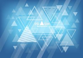 Free Prism Background Vector