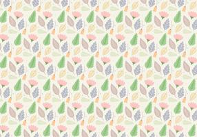 EARMARKED Flower Pastel Pattern
