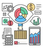 Estatísticas de crescimento empresarial