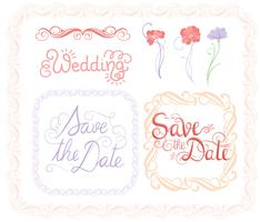 Wedding Vectors