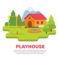 Playground Free Vector