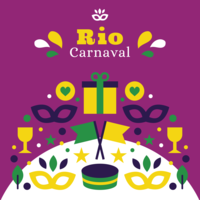 Rio Carnaval-poster