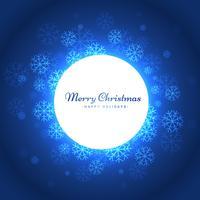 Weihnachten Schneeflocken Hintergrund