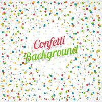 färgglatt fyrkantig konfetti bakgrund
