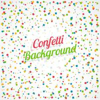 colorful square confetti background