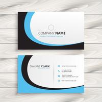 creative business card vector design illustration art