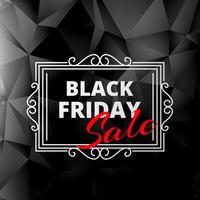 kreativ svart fredag säljmärke