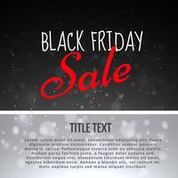 sale of black friday design background