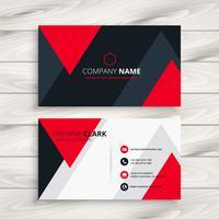 företags visitkort