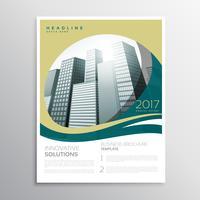 bedrijf jaarverslag brochure folder sjabloon