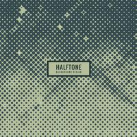 vintage halftone background