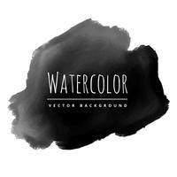 schwarze Tintenspritzenschmutzvektor-Designillustration
