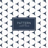 diseño limpio del patrón de formas abstractas