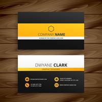 modern business card template template vector design illustratio