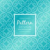 abstract blue pattern design vector design illustration